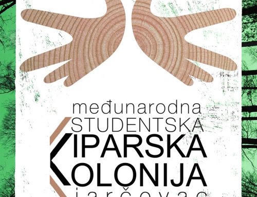 """""""Međunarodna studentska kiparska radinica Jarčevac 2016."""""""