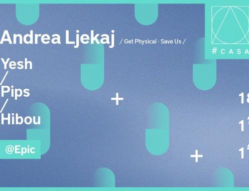 Andrea Ljekaj gostuje na novom izdanju Case Osijek