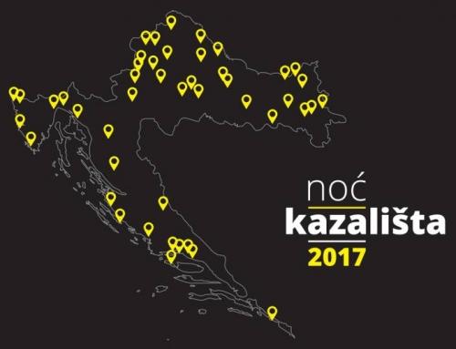 Noć kazališta 2017. u Dječjem kazalištu Branka Mihaljevića