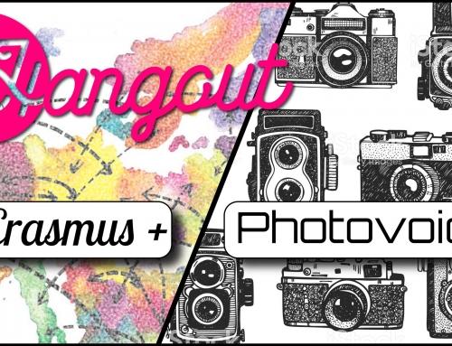 Erasmus+ Photovoice Hangout