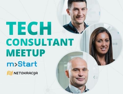 Tech Consultant Meetups