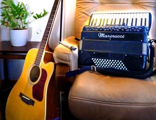 Ethno-beat #19, Gitara & Harmonika