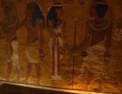 Ethno-beat #54, Povorka faraona